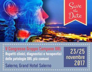 V Congresso Gruppo Campano ORL @ Grand Hotel Salerno | Salerno | Campania | Italia