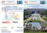 Evento ECM: Complicanze intra e post-operatorie degli impianti cocleari. Caserta 20 settembre 2017