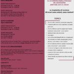 La rinoplastica di revisione Gli errori: come evitarli – come risolverli @ IRCCS Casa Sollievo dell Sofferenza | San Giovanni Rotondo | Puglia | Italia