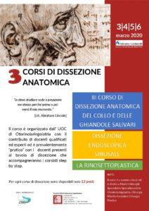 Corsi di dissezione anatomica Cardarelli @ Ospedale Cardarelli | Napoli | Campania | Italia